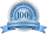100% satisfaction